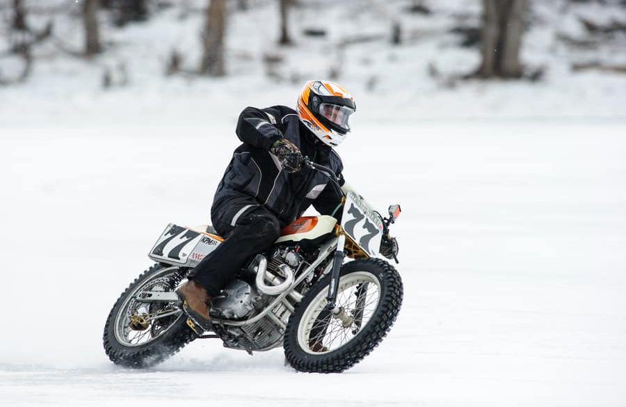 Safely Ride in Winter on Your Motorcycle